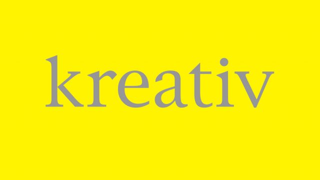 Verzeichnis der Kreativdienstleister in der Region Stuttgart