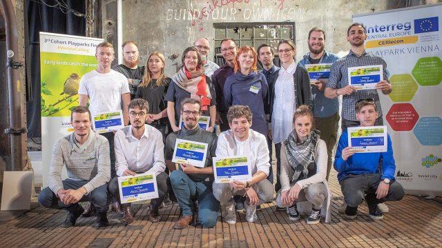 EU-Projekt zur Förderung junger Gründer: CERIecon