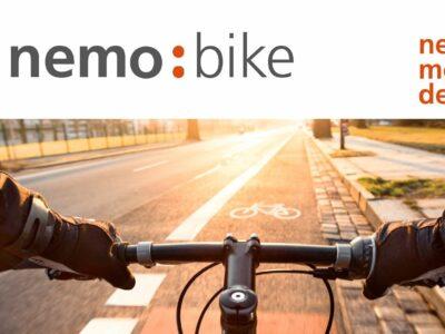 nemo:bike – das neue interaktive Magazin in Kürze hier!