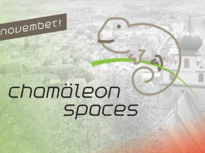 Chamäleon Spaces in Herrenberg – Los gehts!