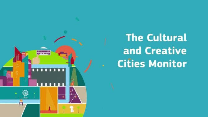 Cultural and Creative Cities Monitor der EU