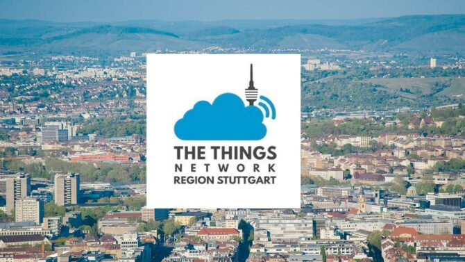 Treffen des THE THINGS NETWORK REGION STUTTGART | 2021.03